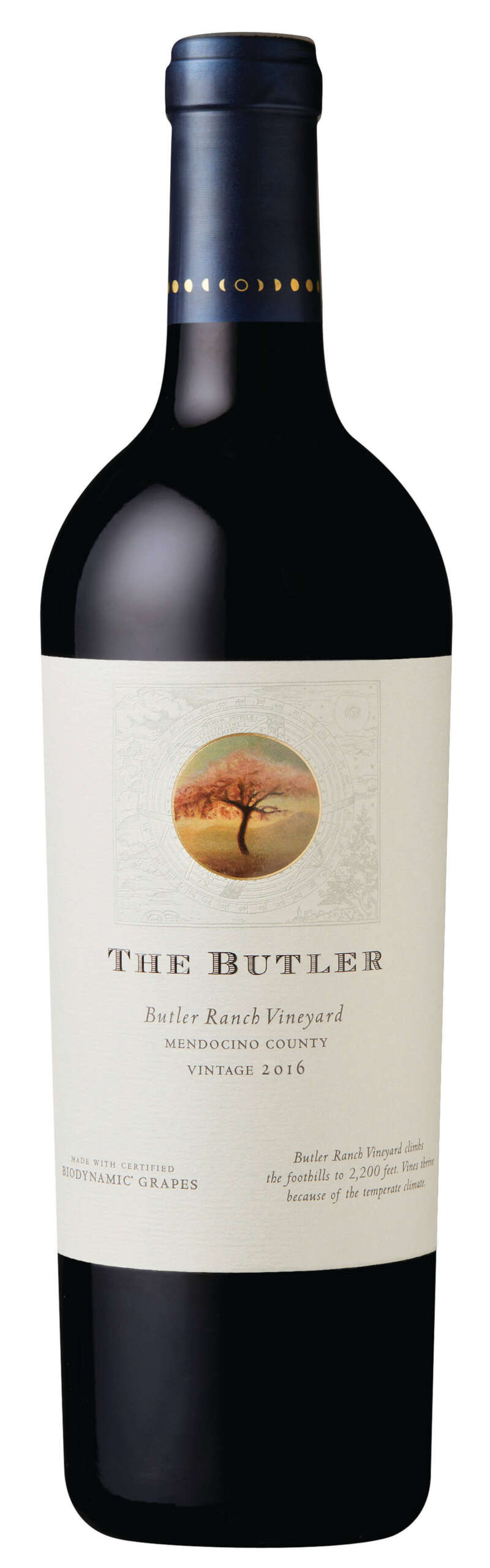 Bonterra Organically Farmed Wine 2016 Butler