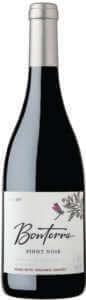 Bonterra Pinot Noir 2017 Bottle