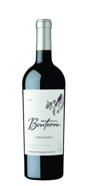 Bonterra Zinfandel Bottle