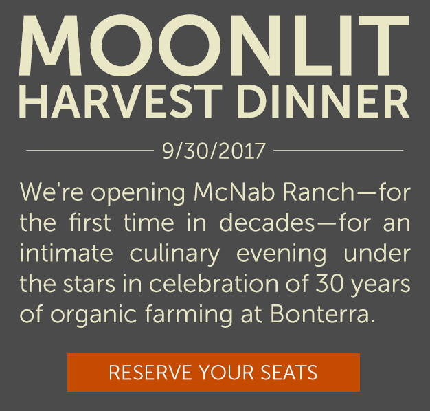 Moonlit Harvest Dinner 09/30/2017
