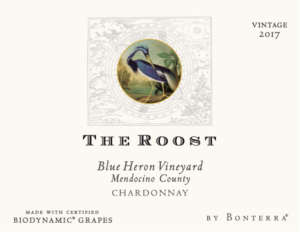 2017 The Roost Front Label