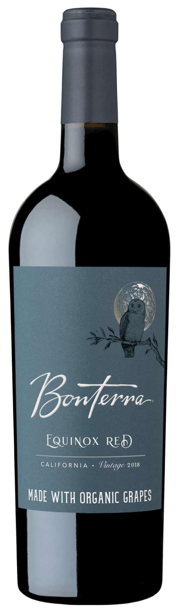 Bonterra Equinox Red Bottle