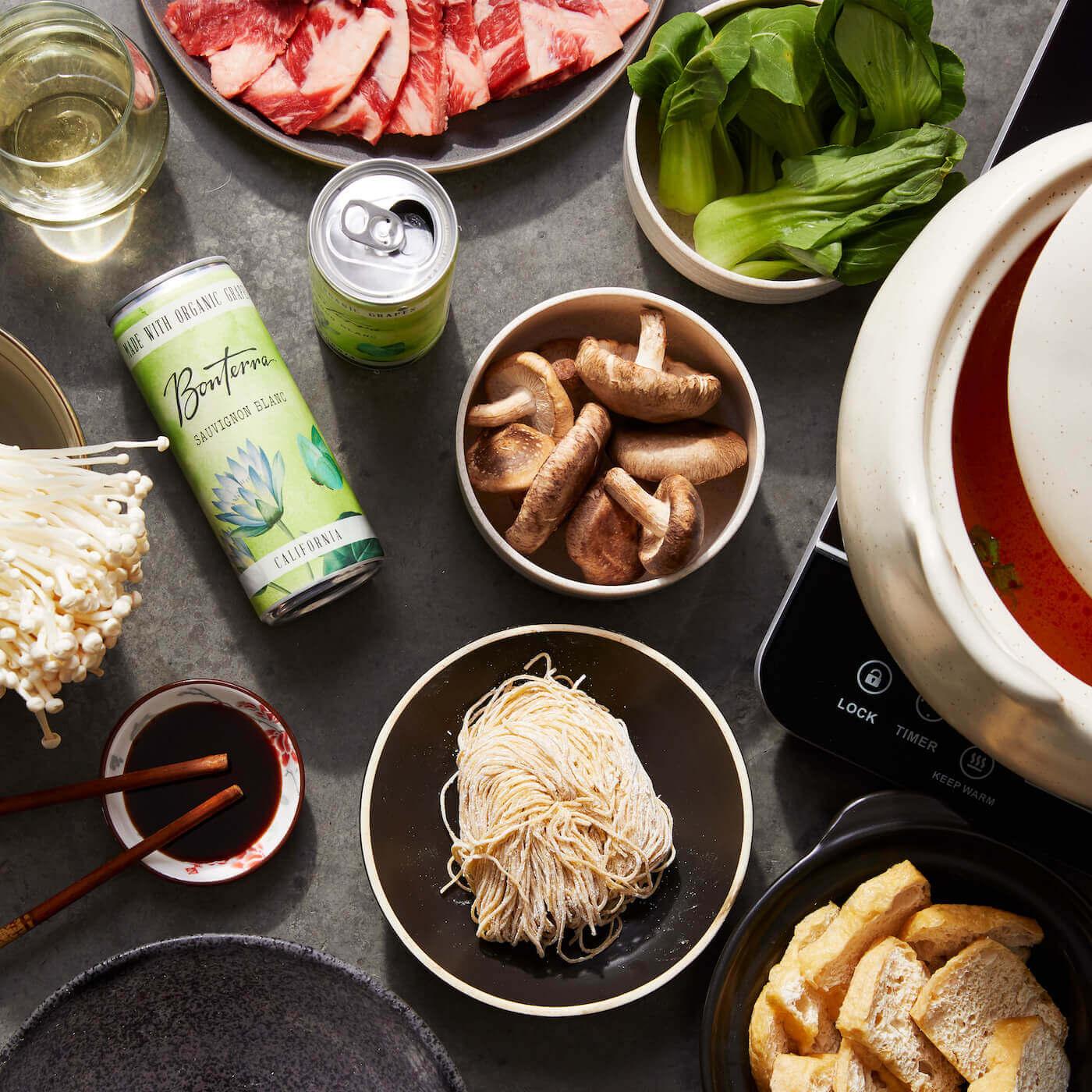 Bonterra Hot Pot Recipe