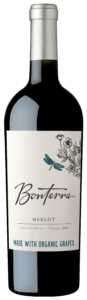 Bonterra Merlot 2019 Bottle