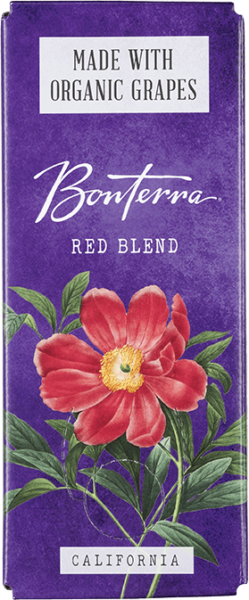 Bonterra Red Blend 1.5 Box
