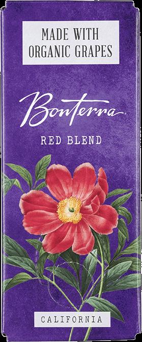 Bonterra Red Blend 1.5 Box