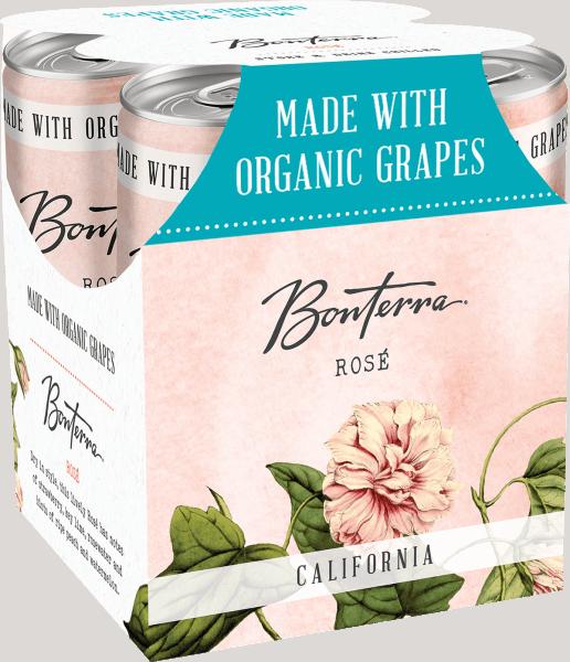 Rosé Cans 4 Pack