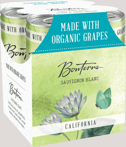Sauvignon Blanc Cans 4 Pack
