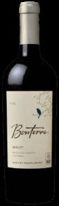 Bonterra Merlot 2014 Bottle