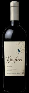 Bonterra Merlot 2015 Bottle