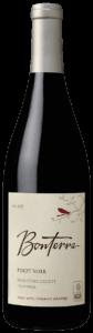 Bonterra Pinot Noir 2015 Bottle