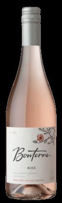 Bonterra Rose Bottle Shot