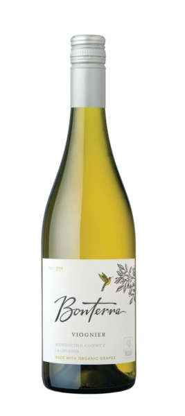 Bottle of Viognier Wine 2018