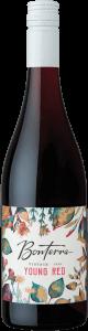 Bonterra Young Red 2020 bottle image