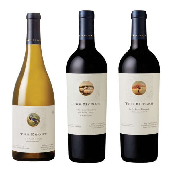 Biodynamic Holiday Collection Trio