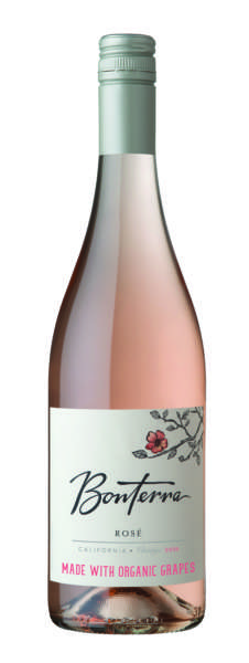 Bonterra Rosé Bottle