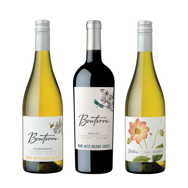 Bonterra Mother's Day Trio