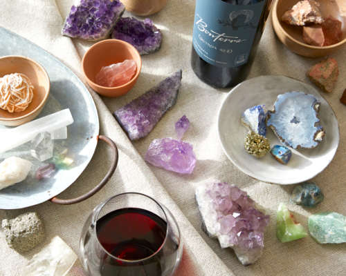 Wines & Crystals