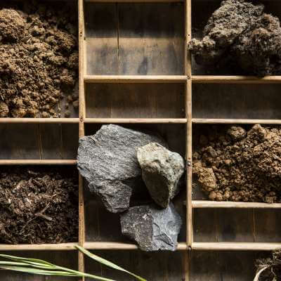 Bonterra soil and minerals