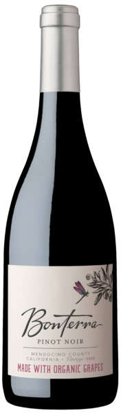 Bonterra Organic Wine Collection Pinot Noir