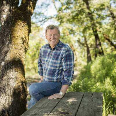 Bob Blue - Founding Winemaker