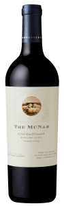 2009 Bonterra The McNab Vintage Bottle