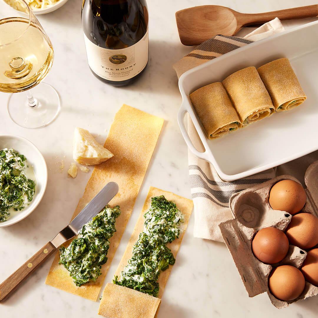 Lasagna Alternative